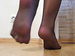 brother with sisters nylon feet fetish