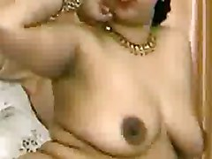 fat indian aunties bath and and shaving