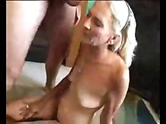 sunny gets a creampie