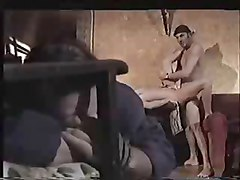angry wife watches husband fuck her drunk friends