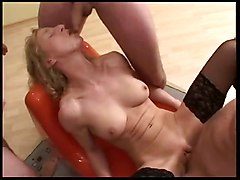 mature mom gangbanged in kitchen by boys hp