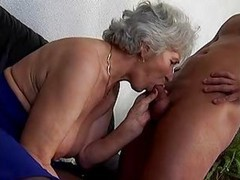 granny norma shaving her pussy
