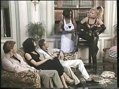french maid anal