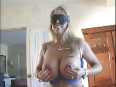 blindfolded and share