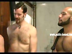 gay slave whipping