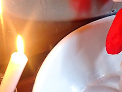 teen ass solo