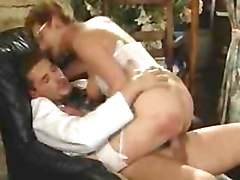 few dicks for two french mature gangbang