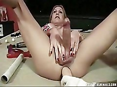 free shemales eating own cum compilation ladyboy