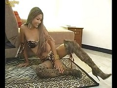 thai ladyboy cum a guy