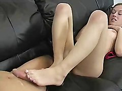 footjob german