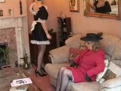 young boss fuck mature maid