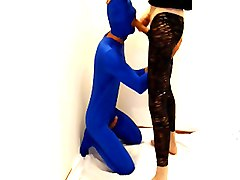 japanese lotion and zentai