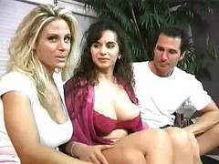 casting small blonde milf threesome