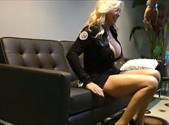 womans police big ass