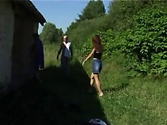 french blowjob outdoor stranger