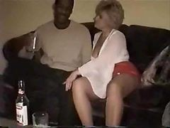 drunk couple fucks hard