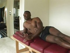 interracial anal pain