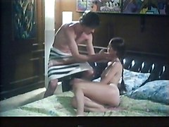 classic-john c. holmes having sex with a skinny teen