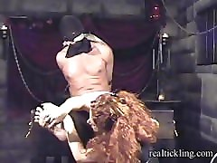 masked men fucks her as hubby watches