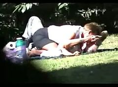 outdoors anal