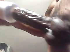 young skinny big black cock
