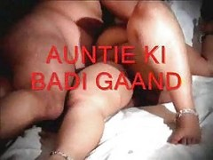 indian aunty saved and clean pussy show o
