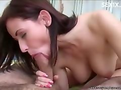russian busty mature creampie
