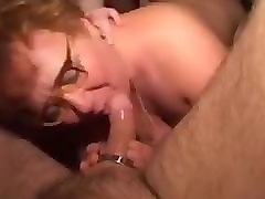 obscene rough gangbang