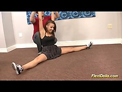 teen webcam solo strip