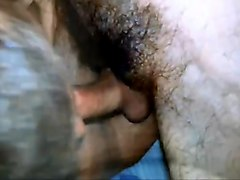 creampie eating creamed pussy