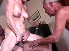 blonde mature swinger