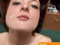 amateur interracial wife swallowing black cum