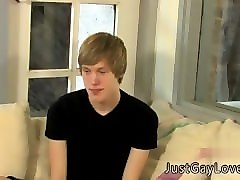 emo teen cute young gay corey jakobs is a cute, towheaded southern guy
