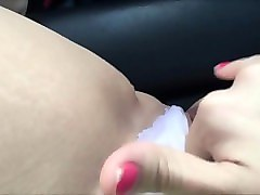 teen stockings solo
