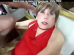 amateur mature double anal video interview