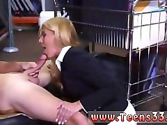 blonde about big tits loves to bump hd
