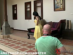 teen with first bbc behind the scenes interatial