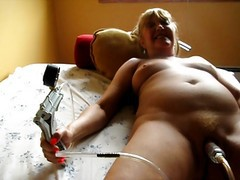 nipple and clit pumping