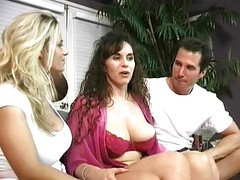 family threesome with mom