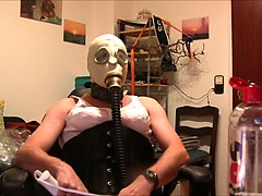 gasmask breathplay