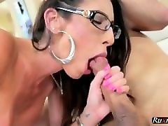 hd mature hot mom with young man in bedroom