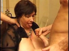 french mature anal hard fist