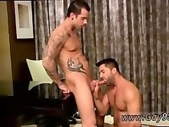 gay cum double