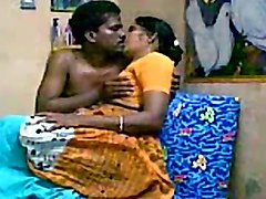 indian old mature couple