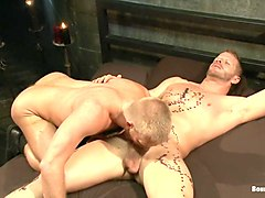 50 men gangbang french wife