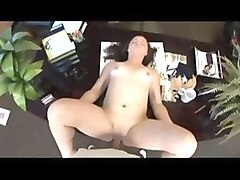 office lady creampie