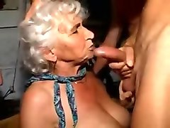granny norma anal
