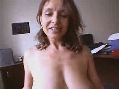 german amateur swallows cum