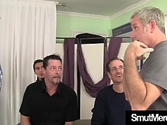 squirt and creampie gangbang