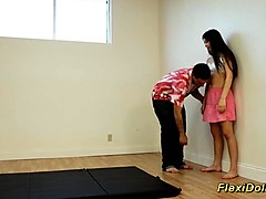 teen hairy solo